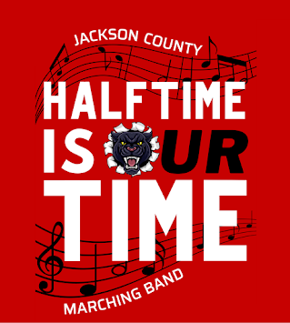 Half Time is Our Time Design