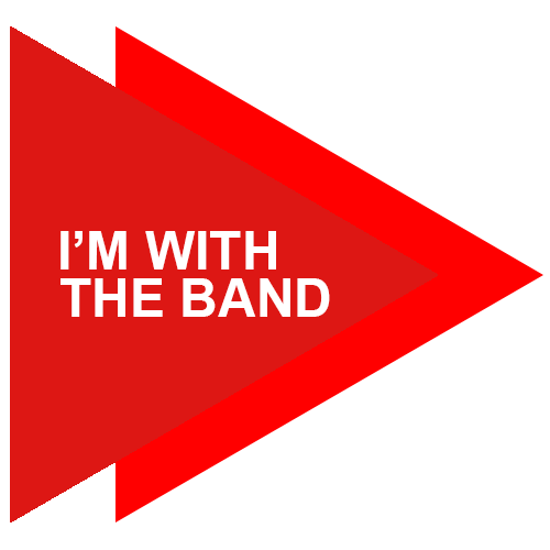 I'm With The Band Sponsor